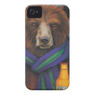 Coques Case-Mate iPhone 4 Ours de Grizzley