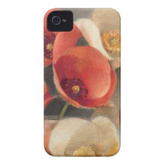 Coques Case-Mate iPhone 4 Pavots en pleine floraison