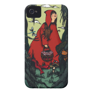 Coques Case-Mate iPhone 4 Petit chaperon rouge.jpg