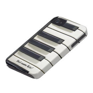 Coques Case-Mate iPhone 4 Piano