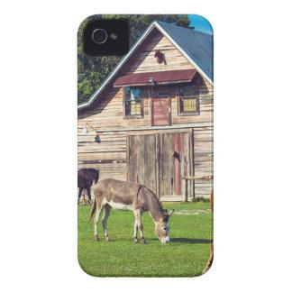 Coques Case-Mate iPhone 4 Poneys à la ferme