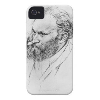 Coques Case-Mate iPhone 4 Portrait d'Edgar Degas | d'Edouard Manet