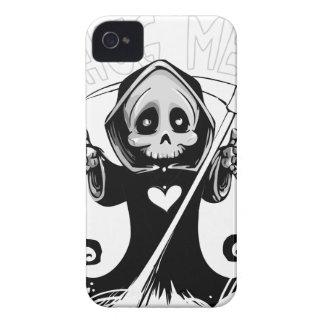 Coques Case-Mate iPhone 4 Reaper-bébé mignon de Reaper-bande dessinée de