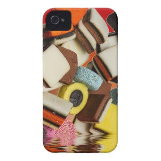 Coques Case-Mate iPhone 4 Réglisse tous les bonbons à sortes