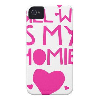 Coques Case-Mate iPhone 4 Réunions de la camaraderie aa de Homeboy de Bill W