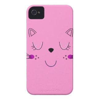 Coques Case-Mate iPhone 4 Rose mignon de chatons
