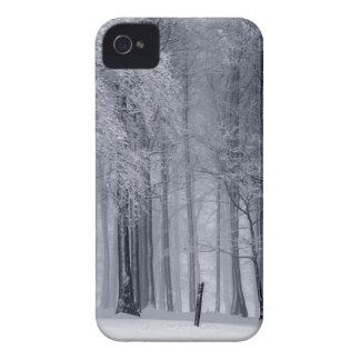 Coques Case-Mate iPhone 4 Scène d'hiver