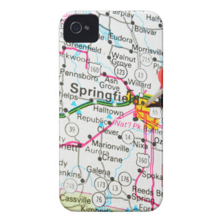 Coques Case-Mate iPhone 4 Springfield, l'Illinois