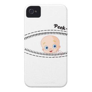 Coques Case-Mate iPhone 4 T-shirt enceinte de cadeau de mère de bébé