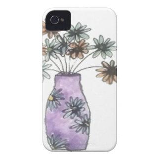 Coques Case-Mate iPhone 4 Vase à fleur