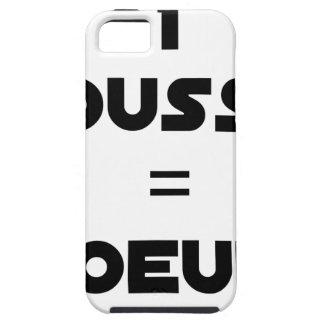 Coques Case-Mate iPhone 5 1 POUSSIN = D'OEUFS - Jeux de mots -Francois Ville