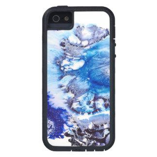 Coques Case-Mate iPhone 5 Abrégé sur bleu de méthylène