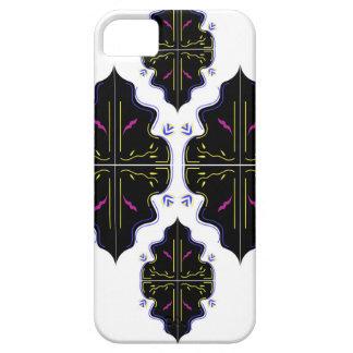 Coques Case-Mate iPhone 5 Art oriental noir et blanc de mandala