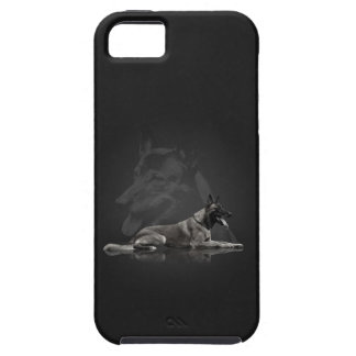 Coques Case-Mate iPhone 5 Berger belge - Malinois