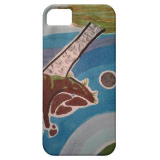 Coques Case-Mate iPhone 5 Cas de téléphone d'arbres de l'espace