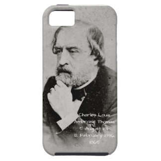 Coques Case-Mate iPhone 5 Charles Louis Ambroise Thomas 1865