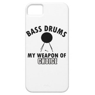Coques Case-Mate iPhone 5 choix de basse-tambour