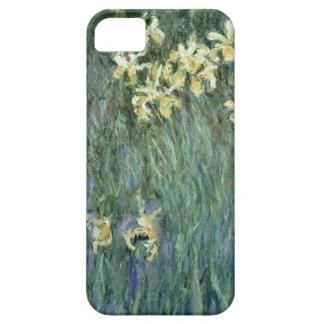 Coques Case-Mate iPhone 5 Claude Monet | les iris jaunes