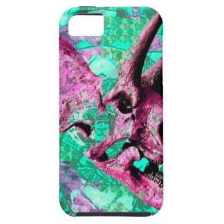 Coques Case-Mate iPhone 5 Conception d'impression de crâne de dinosaure
