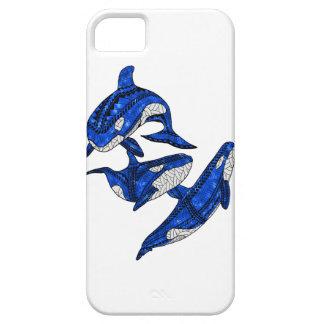 Coques Case-Mate iPhone 5 Cosse de 3 orques tribales