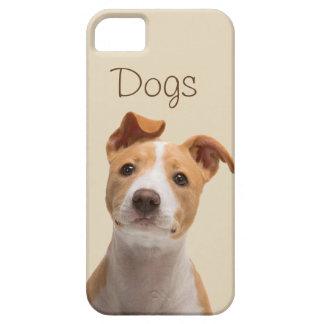 Coques Case-Mate iPhone 5 Couche pour cellulaire avec jolie photo d'un chien