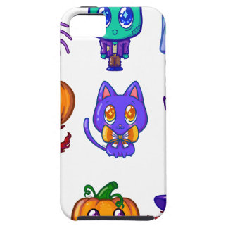 Coques Case-Mate iPhone 5 Cute little monsters