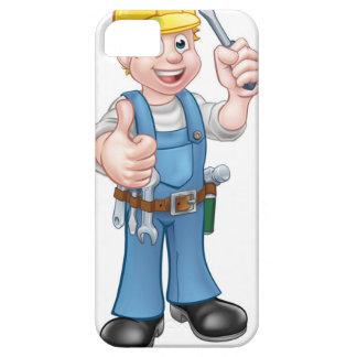 Coques Case-Mate iPhone 5 Électricien de bricoleur avec le tournevis