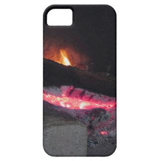 Coques Case-Mate iPhone 5 Flèches de la chaleur de flamme du feu en bois