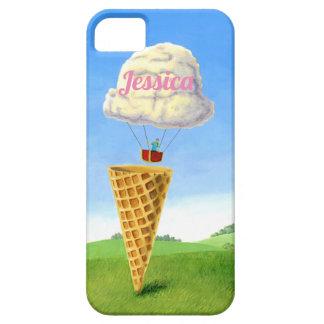 """Coques Case-Mate iPhone 5 """"Flotteur de crème glacée"""" peignant"""