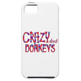 Coques Case-Mate iPhone 5 Fou au sujet des ânes