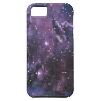 Coques Case-Mate iPhone 5 galaxy pixels