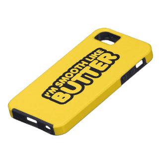 Coques Case-Mate iPhone 5 Je suis lisse comme le beurre