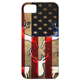 Coques Case-Mate iPhone 5 Le dos de conscience de chasse, Etats-Unis