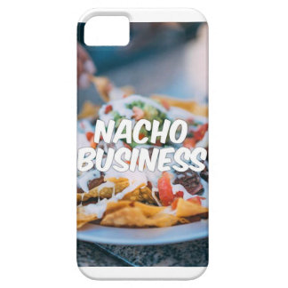 Coques Case-Mate iPhone 5 L'iPhone/Samsung d'affaires de Nacho téléphonent