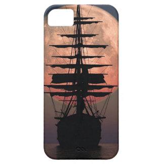 Coques Case-Mate iPhone 5 Lune de pirate de navigation