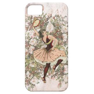 Coques Case-Mate iPhone 5 Mélange floral gitan et match de danse vintage