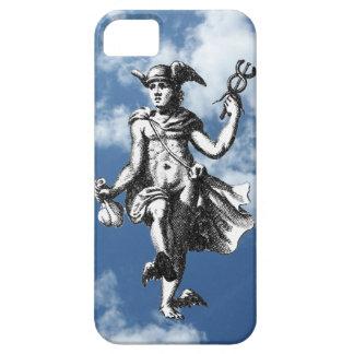 Coques Case-Mate iPhone 5 Mercury à ailes dans les nuages
