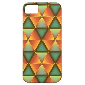 Coques Case-Mate iPhone 5 Motif orange de diamant