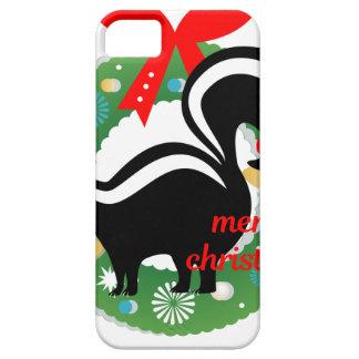 Coques Case-Mate iPhone 5 mouffette de Joyeux Noël