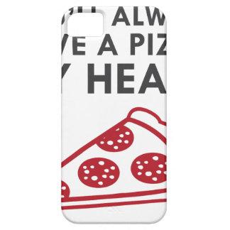 Coques Case-Mate iPhone 5 Pizza mon coeur