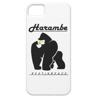 COQUES Case-Mate iPhone 5 REPOS DE HARAMBE DANS LE T-SHIRT DE PAIX