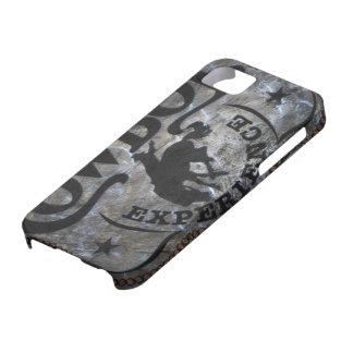 Coques Case-Mate iPhone 5 Rodéo primitif de cowboy de cheval de pays