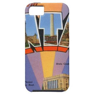 Coques Case-Mate iPhone 5 Salutations du Montana