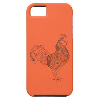 "Coques Case-Mate iPhone 5 The cockerel ""waltz"""