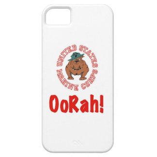 Coques Case-Mate iPhone 5 Usmc vaniteux - OoRah !