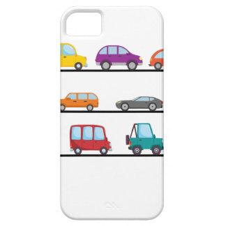 Coques Case-Mate iPhone 5 voitures