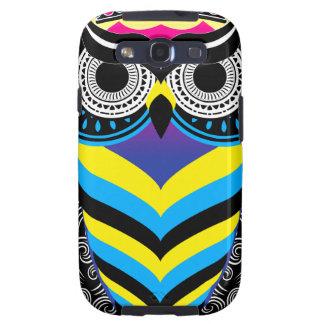 Coques Galaxy S3 L'Art du Hibou