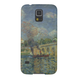 Coques Galaxy S5 Alfred Sisley | le pont