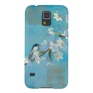 Coques Galaxy S5 Branches fleurissantes