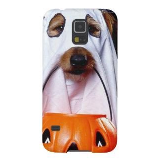 Coques Galaxy S5 Chien de fantôme - chien drôle - poursuivez